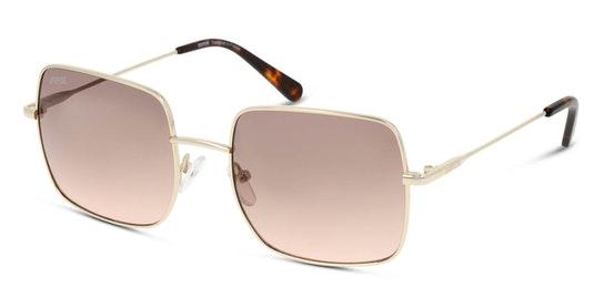 UNSU0078 Men's Sunglasses Brown / Gold