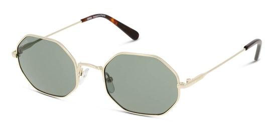 UNSU0080 (DDE0) Sunglasses Green / Gold