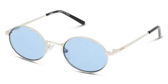 UNSU0084 Unisex Sunglasses Blue / Silver
