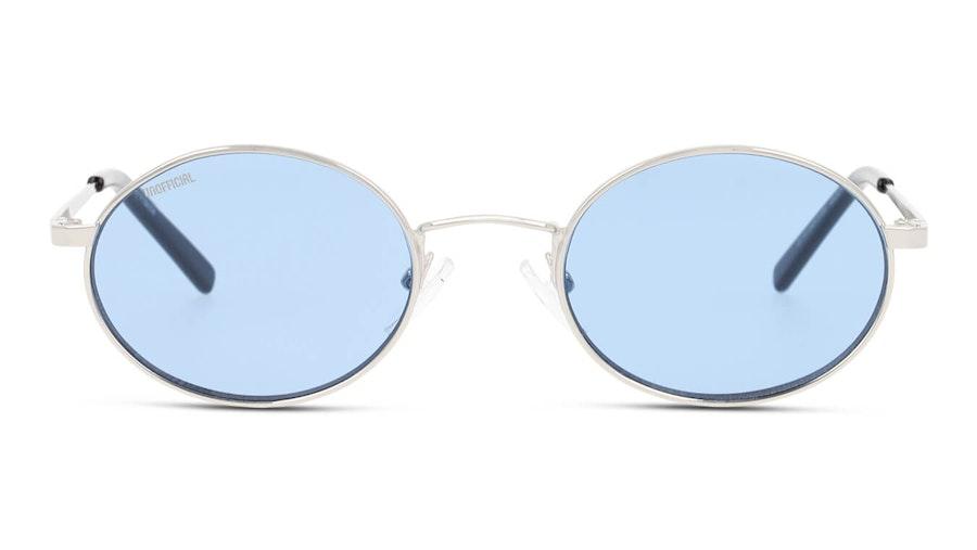Unofficial UNSU0084 Unisex Sunglasses Blue / Silver