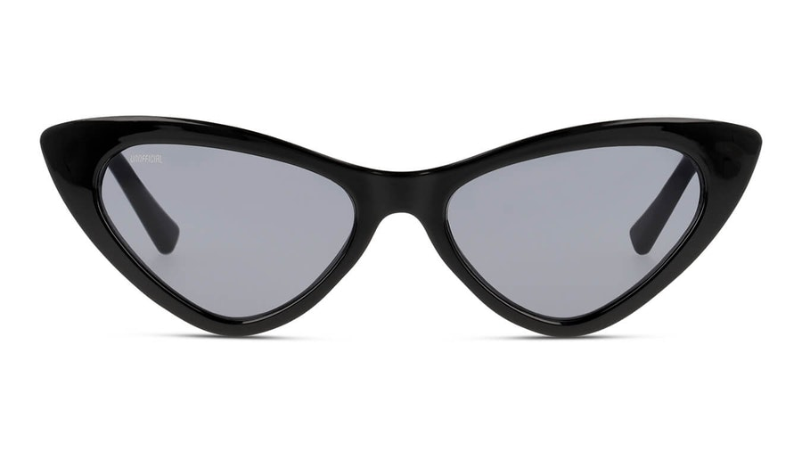 Unofficial UNSF0140 Women's Sunglasses Grey/Black