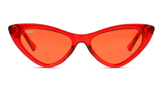 UNSF0140 Women's Sunglasses Red / Red