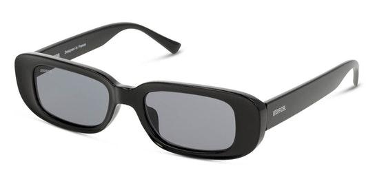 UNSU0090 Unisex Sunglasses Grey / Black