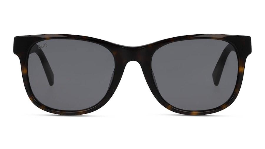 DbyD Bio-Acetate DB SU5000 (HHG0) Sunglasses Grey / Tortoise Shell