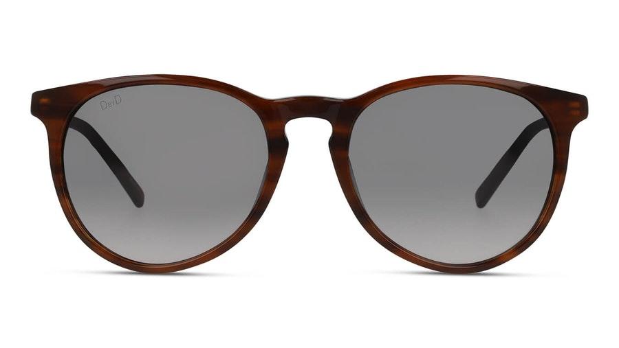 DbyD Bio-Acetate DB SU5005 Unisex Sunglasses Blue / Beige