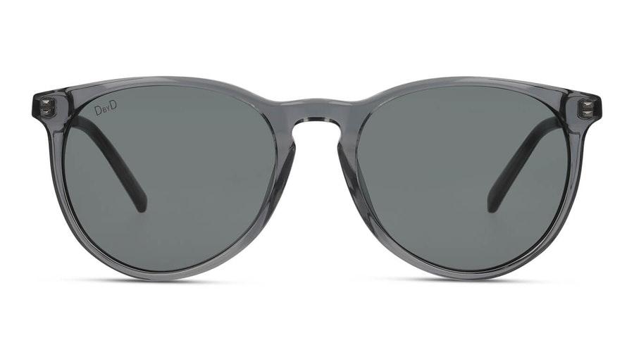 DbyD Bio-Acetate DB SU5005 Unisex Sunglasses Grey / Grey