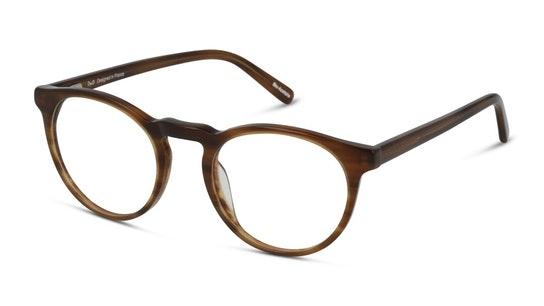 Bio-Acetate DB OM5055 Men's Glasses Transparent / Havana