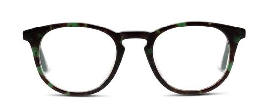 IS BM27 Men's Glasses Transparent / Green