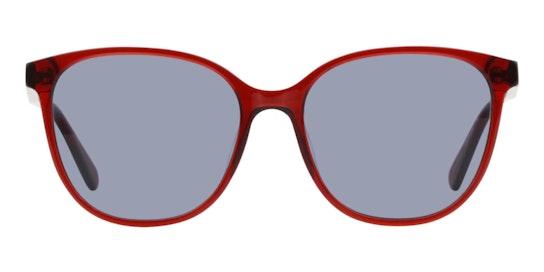 CKJ 20523SGV Women's Sunglasses Blue / Burgundy