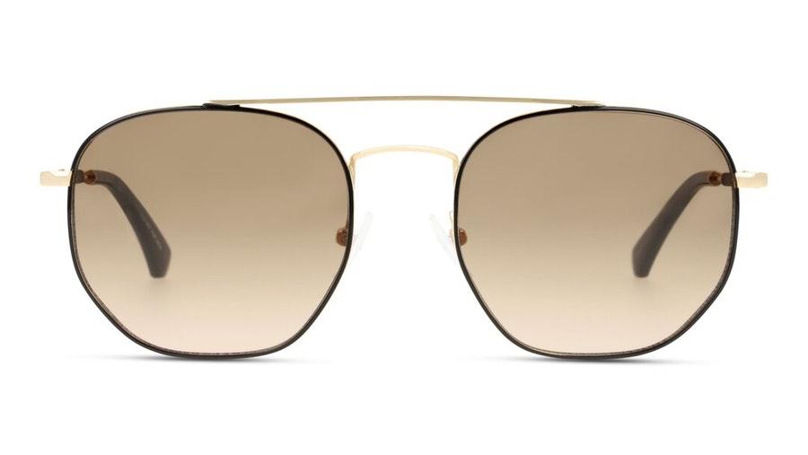 CK Jeans CKJ 20107SGV (717) Sunglasses Brown / Gold