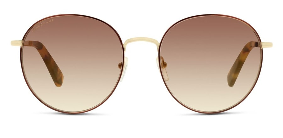 Longchamp LO 101S (715) Sunglasses Grey / Gold