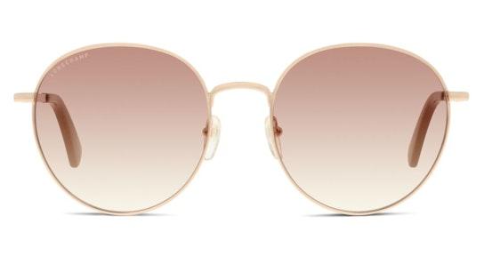 LO 101S Women's Sunglasses Brown / Gold