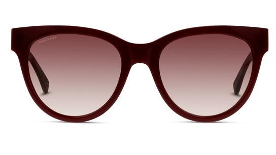 LO 602S Women's Sunglasses Brown / Violet