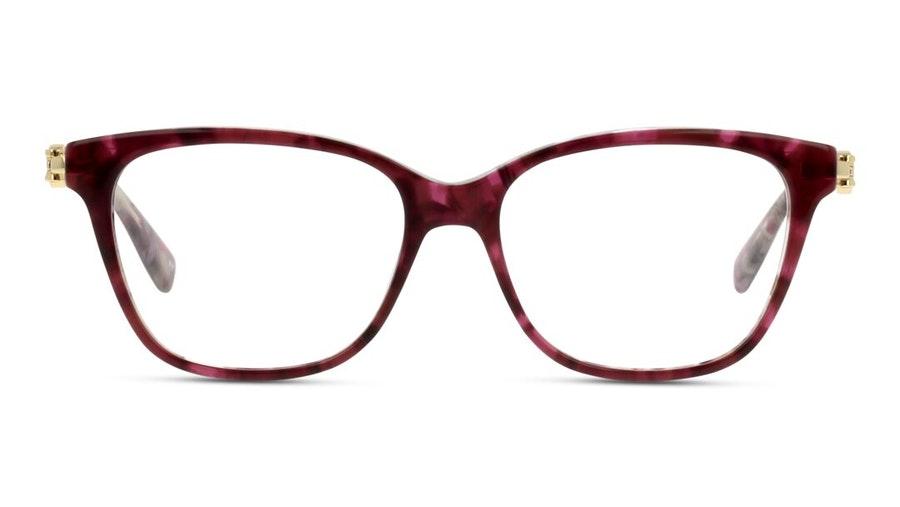 Longchamp LO 2631 Women's Glasses Burgundy