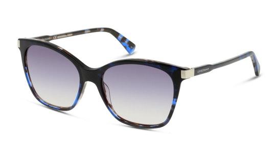 LO 625S Women's Sunglasses Blue / Black