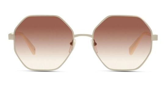 LO 106S Women's Sunglasses Brown / Silver