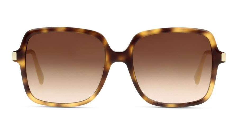 Longchamp LO 641S Women's Sunglasses Brown / Tortoise Shell