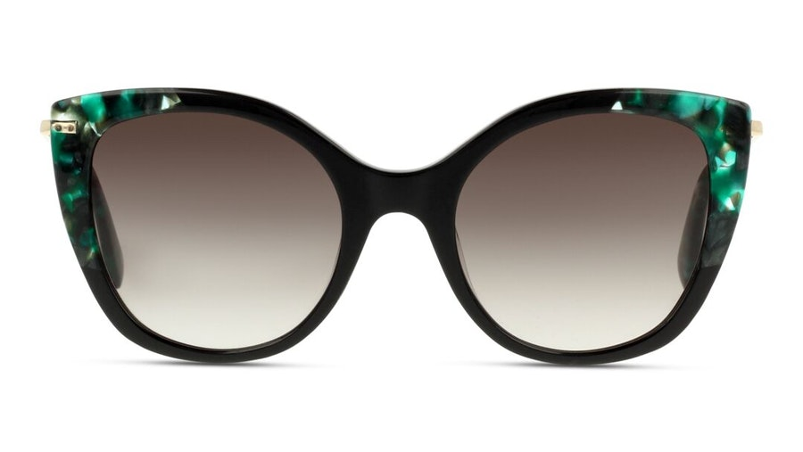 Longchamp LO 636S (001) Sunglasses Grey / Black