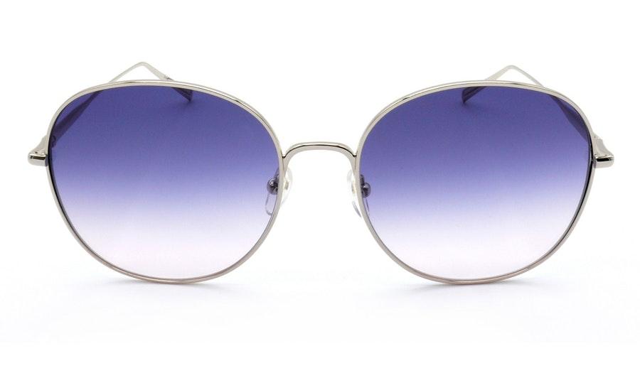 Longchamp LO 118S Women's Sunglasses Blue / Silver