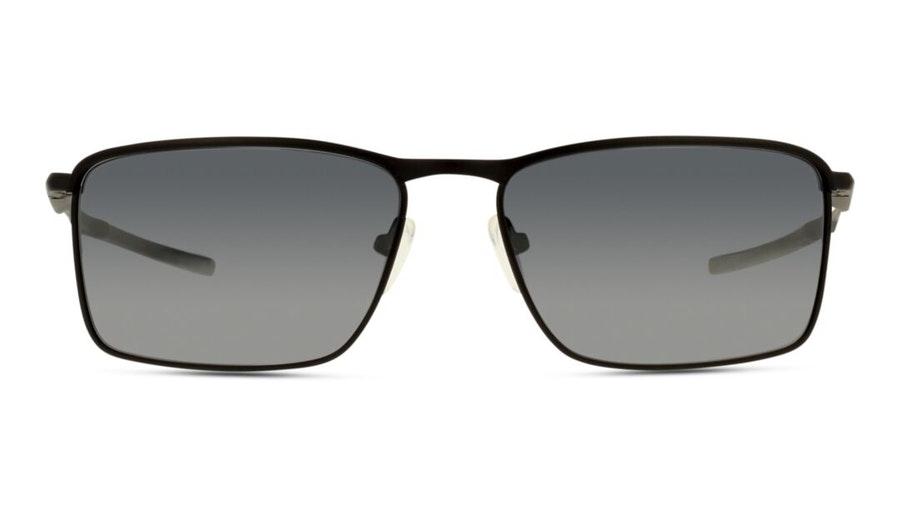 Oakley Conductor 6 OO 4106 (410601) Sunglasses Grey / Black