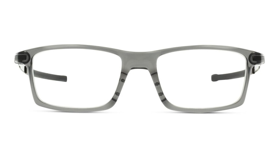 Oakley Pitchman OX 8050 Men's Glasses Silver