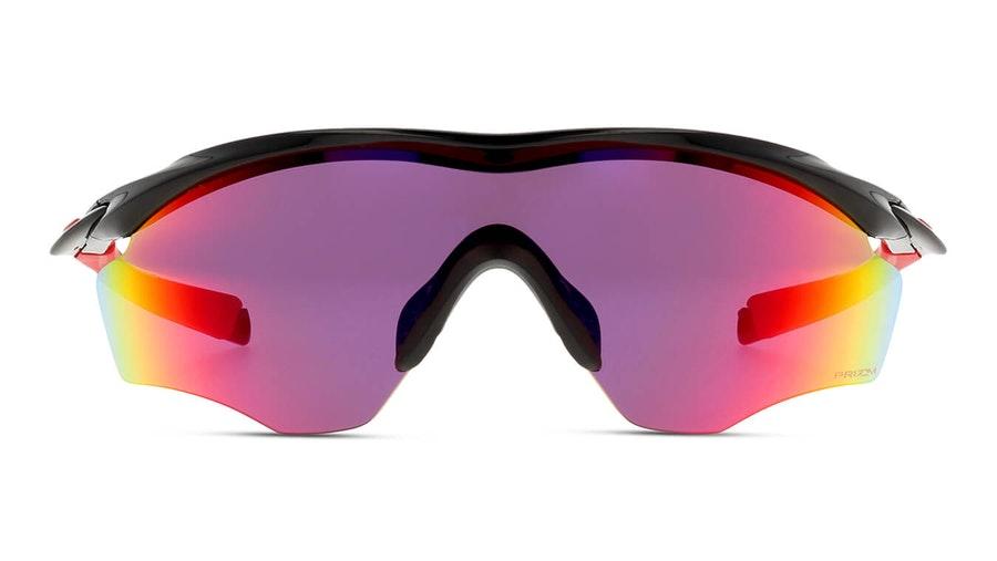 Oakley M2 Frame XL OO 9343 Men's Sunglasses Pink/Black