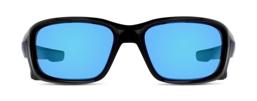 Oakley Straightlink OO 9331 (933104) Sunglasses Violet / Black
