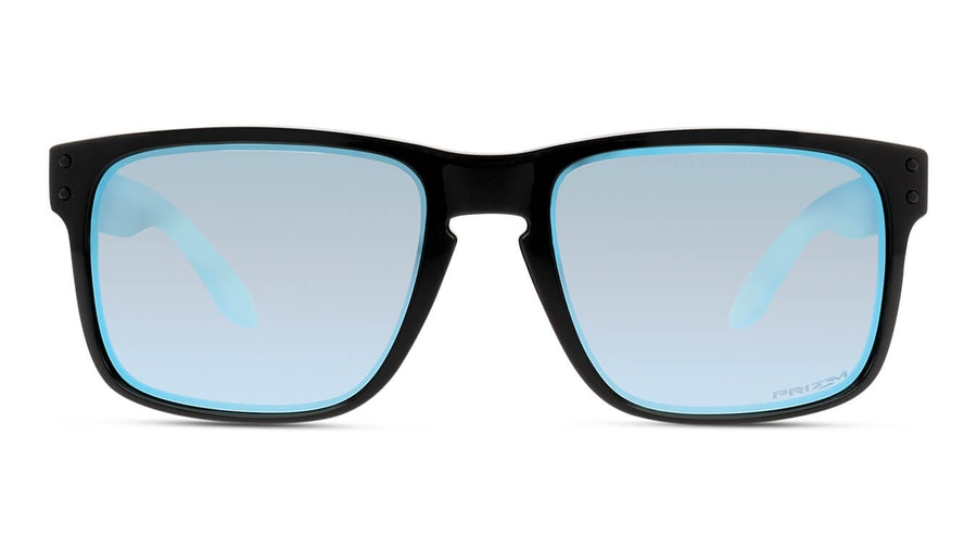 Oakley Holbrook OO 9102 Men's Sunglasses Blue / Black