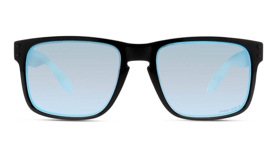 Oakley Holbrook OO 9102 Men's Sunglasses Blue/Black