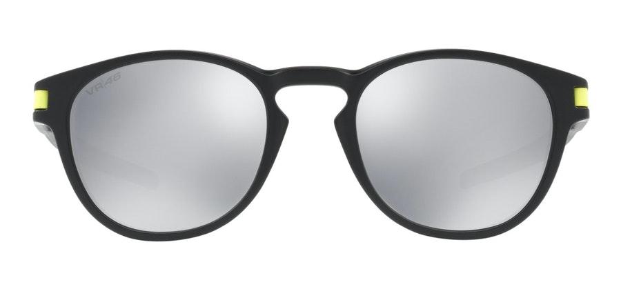 Oakley Latch OO 9265 Men's Sunglasses Silver / Black