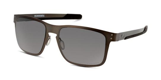 Holbrook Metal OO 4123 Men's Sunglasses Silver / Grey