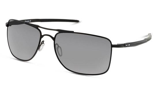 Gauge 8 OO 4124 Men's Sunglasses Grey / Black