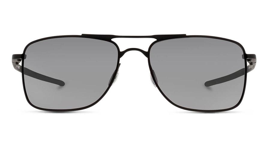 Oakley Gauge 8 OO 4124 Men's Sunglasses Grey / Black