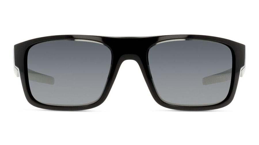 Oakley Drop Point OO 9367 (936702) Sunglasses Silver / Black