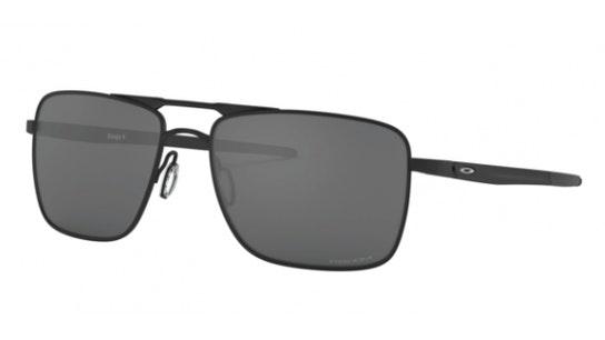Gauge 6 OO 6038 Men's Sunglasses Silver / Black