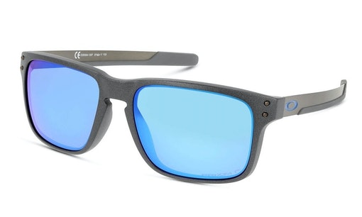 Holbrook Mix OO 9384 Men's Sunglasses Blue / Grey