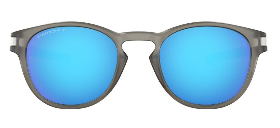 Oakley Latch OO 9265 Men's Sunglasses Blue / Grey