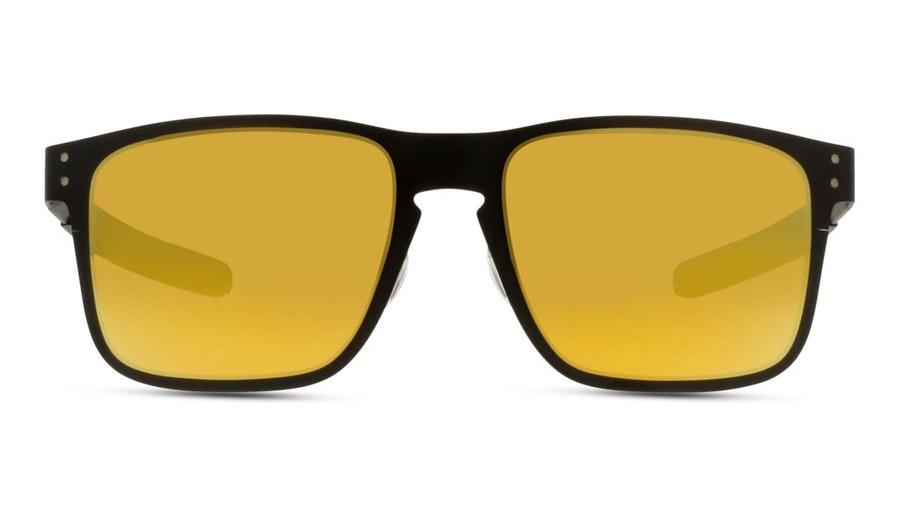 Oakley Holbrook Metal OO 4123 Men's Sunglasses Orange / Black
