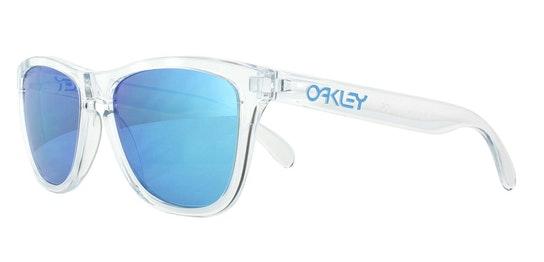 Frogskins OO 9013 Men's Sunglasses Blue / Transparent