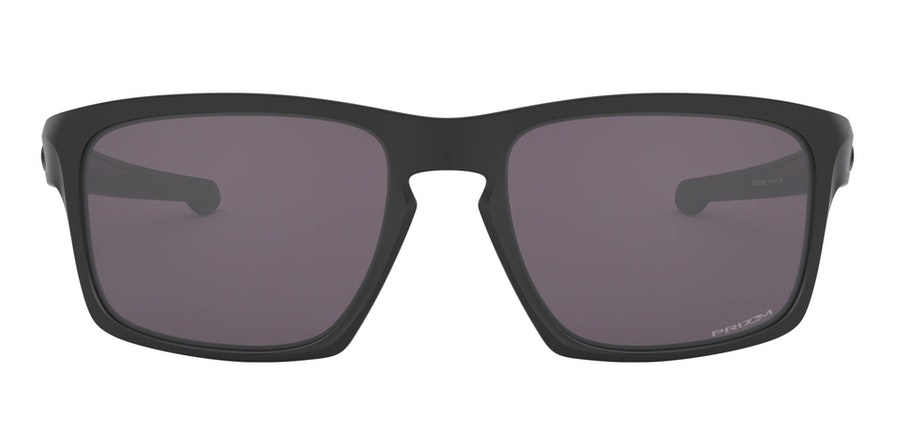 Oakley Sliver OO 9262 Men's Sunglasses Grey / Black