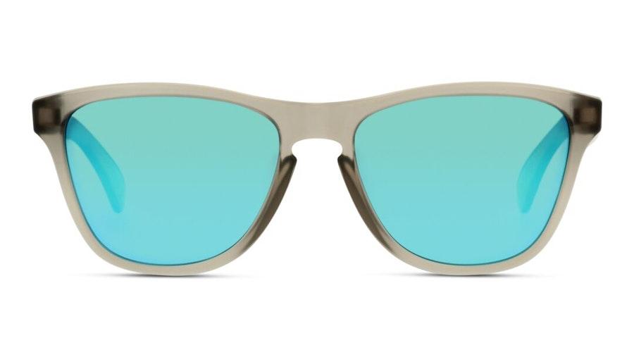 Oakley Youth Frogskins XS OJ 9006 Youth Sunglasses Blue / Grey