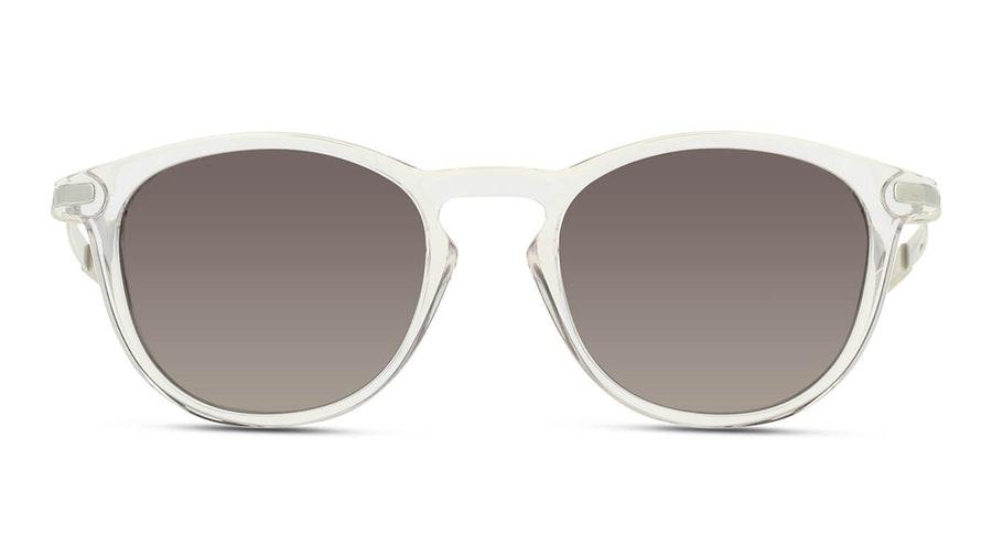 Oakley Pitchman R OO 9439 (943902) Sunglasses Grey / Transparent