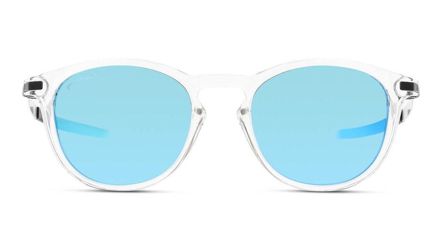 Oakley Pitchman R OO 9439 Men's Sunglasses Grey/Clear