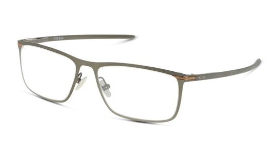 Tie Bar OX 5138 Men's Glasses Transparent / Black