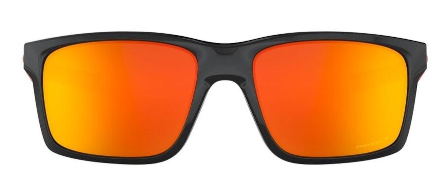 Oakley Mainlink OO 9264 (926446) Sunglasses Orange / Black