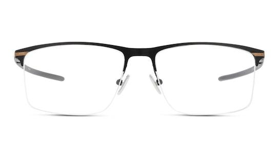 Tie Bar 0.5 OX 5140 (Large) Men's Glasses Transparent / Orange