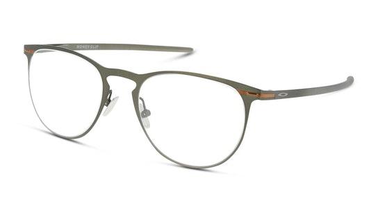 Money Clip OX 5145 Men's Glasses Transparent / Green