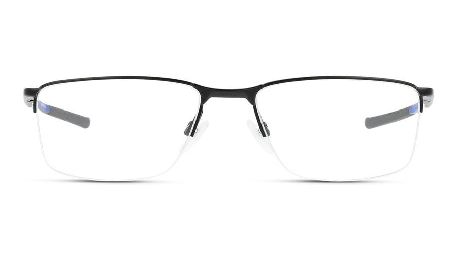 Oakley Socket 5.5 OX 3218 (Large) Men's Glasses Blue
