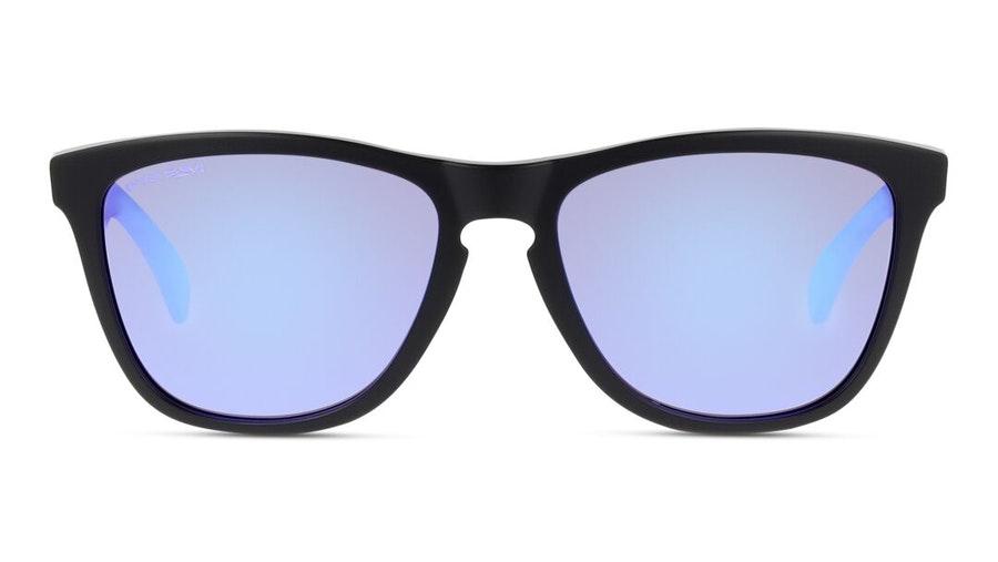 Oakley Frogskins OO 9013 (9013H6) Sunglasses Red / Black