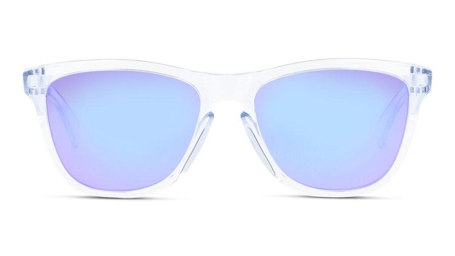 Oakley Frogskins OO 9013 Men's Sunglasses Brown / Transparent